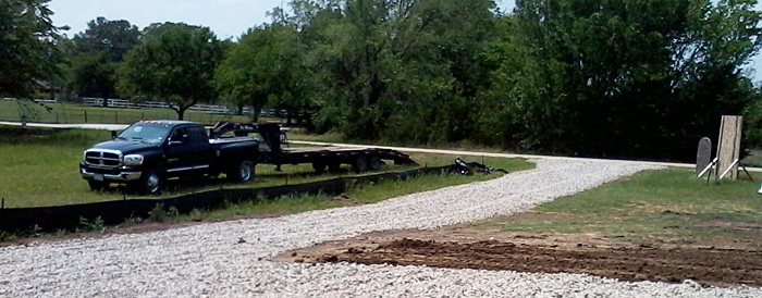 Sand and Gravel Service - Denton County