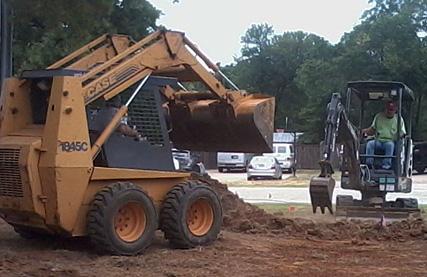 Tractor Work, Bobcat - Denton, Lewisville, TX