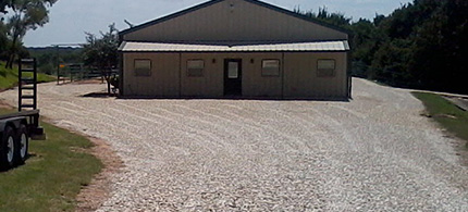 Gravel Driveways - Denton, Northlake, Southlake, Texas